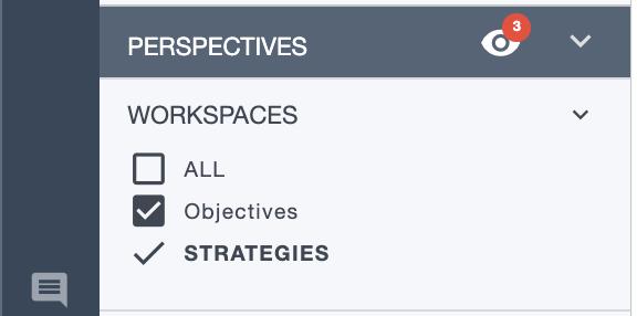 Ardoq perspectives strategies